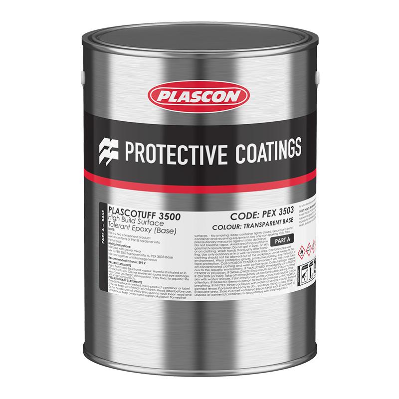 Plascon Protective Coatings 5L PEX 3503 3D Pack Shot